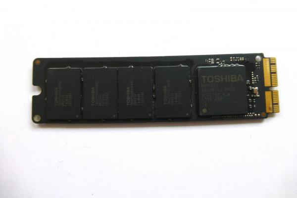 256 GB SSD MacBook Air Pro A1465 A1466 A1502 from late 2013 sparepart second sight