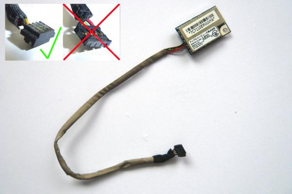 BlueTooth Board 922-7288 820-1829-A 922-7366 A1114 MacBook PowerBook Original sparepart main image