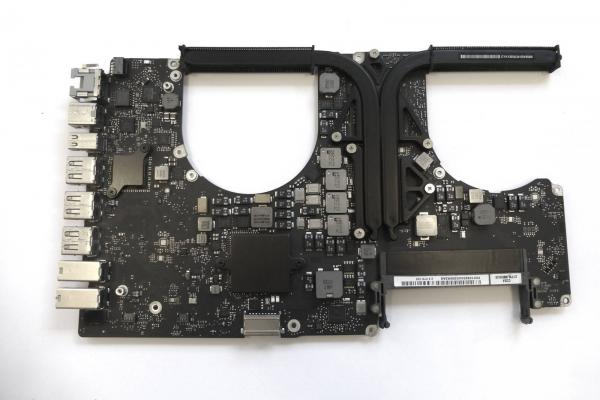 Logicboard 820-2914-B MacBook Pro 17 inch A1297 early 2011 2.2 GHz i7 sparepart second sight