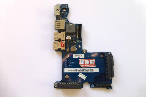 MagSafe Audio Board 922-7911 820-2055-A MacBook Pro 15 inch A1211 Left I O sparepart main image