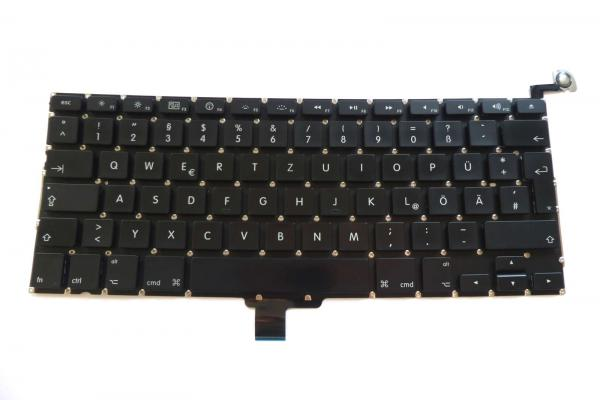 Keyboard german MacBook Pro 13 inch A1278 2009 up to 2012 Original sparepart main image