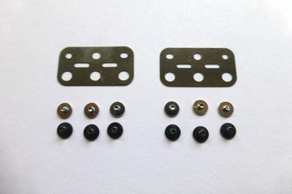 TrackPad Touchpad Screws MacBook 15 inch A1398 Retina 2012 2013 2014 sparepart second sight