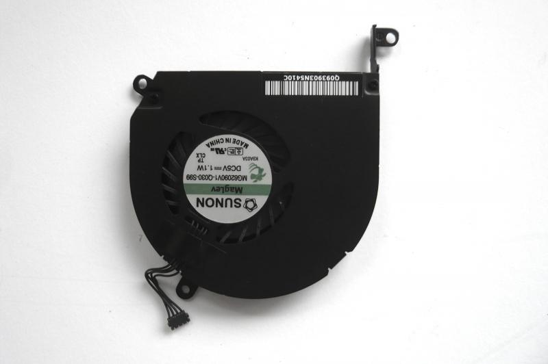 Fan left 661-4952 MacBook Pro A1286 15 inch Original sparepart second sight