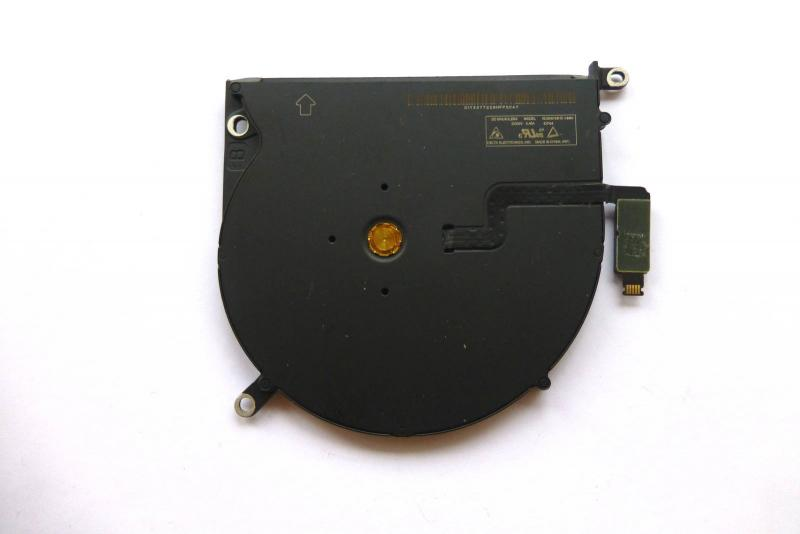 Fan Left 923-0092 MacBook Pro 15 inch A1398 Retina 2012 Early 2013 Original sparepart second sight