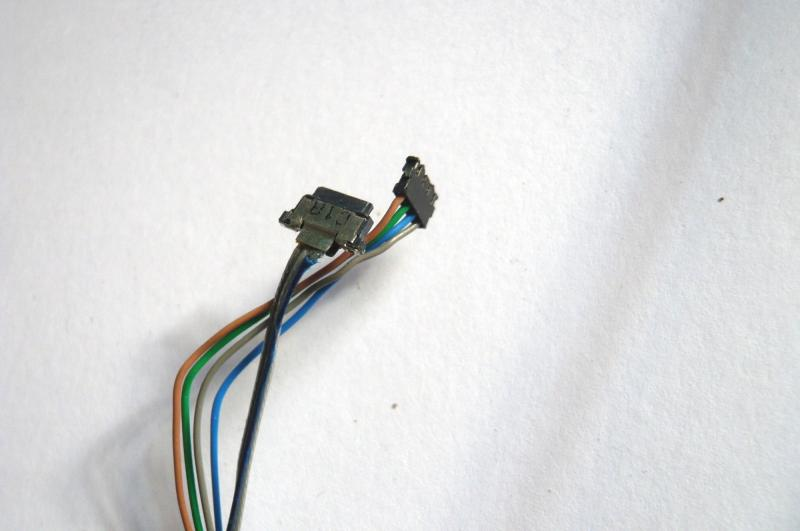 Inverter WebCam iSight Cable MacBook Pro 15 inch A1211 Original sparepart detail image one