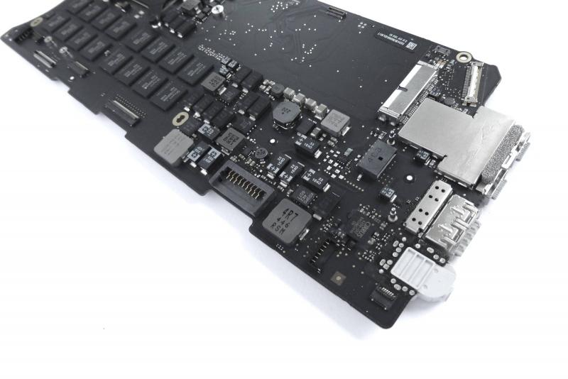 Logicboard 2.6 GHz i5 16GB 820-3476-A Mainboard MacBook Pro 13 inch A1502 Late 2013 Mid 2014 sparepart detail image one