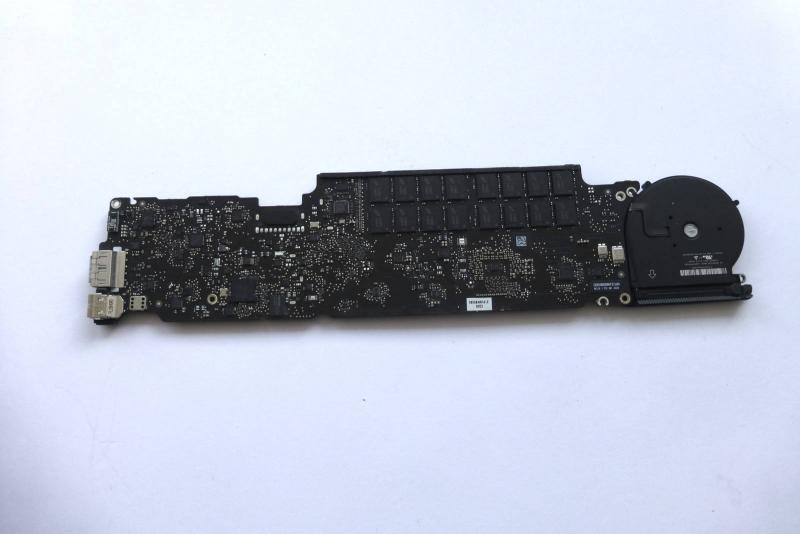 Mainboard 820-3208-A 661-6625 661-6026 LogicBoard MacBook Air 11 inch 2012 A1465 17 GHz Core i5 8 GB sparepart second sight