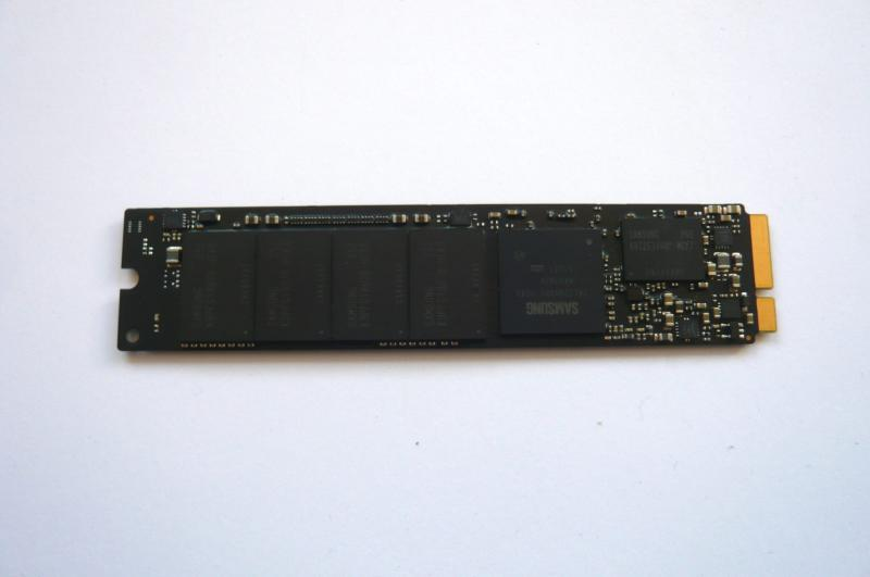 SSD 256 GB MacBook Air 11 inch 13 inch A1466 A1465 Mid 2012 ONLY Original sparepart second sight