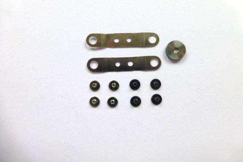 TrackPad Screw Set MacBook Pro A1278 A1342 A1286 sparepart detail image one